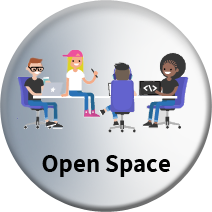 image of open space
